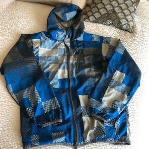 Columbia size 14/16 light jacket